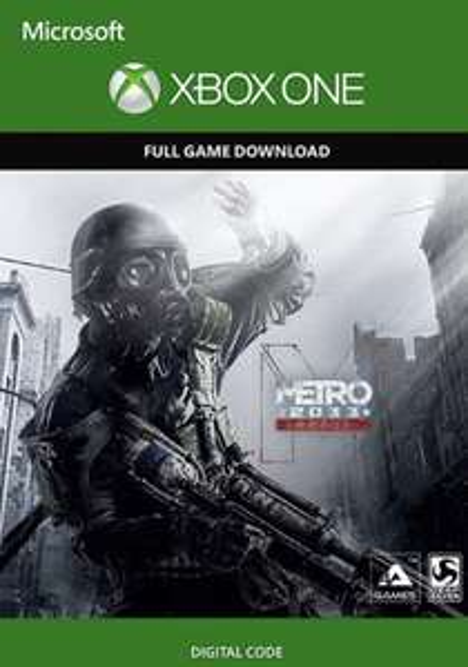 Metro 2033 Redux Xbox One Cdkeys