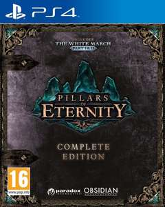 Pillars of Eternity Complete Edition PL PS4