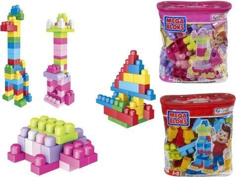 Klocki Mega Bloks 60szt. za 24,90zł @ HulaHop
