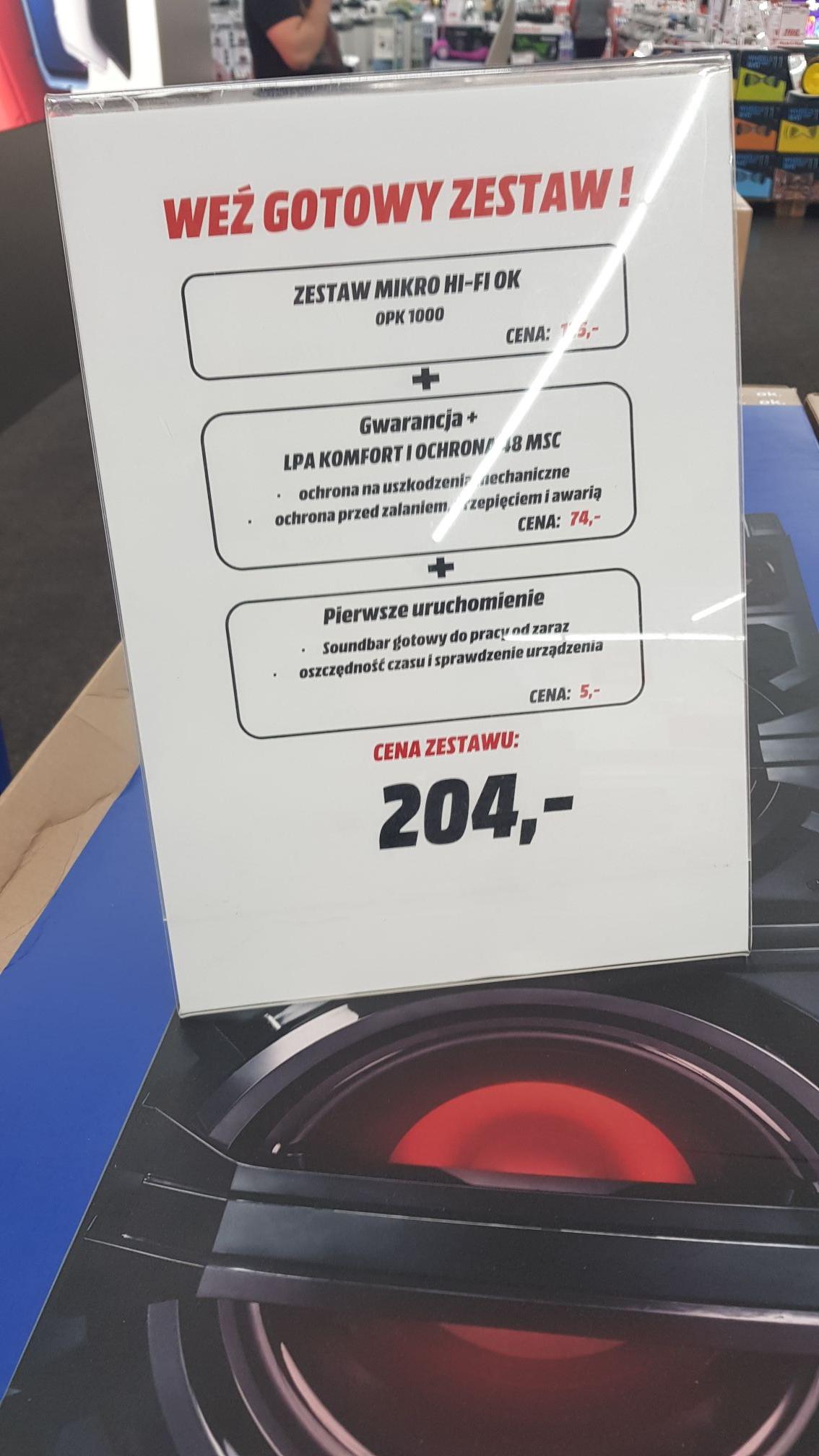 Głośnik Partybox Ok opk1000
