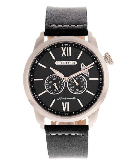 Zegarek Automatyczny Heritor Wellington