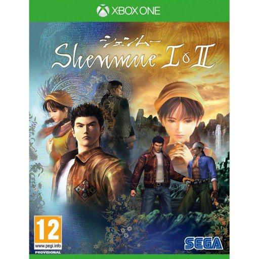 Shenmue I & II Xbox One/PS4/Promocja na gifcardy z zagranicznych regionów w Lvlgo/Valkyria Chronicles 4 Memoirs from Battle Edition na XOne