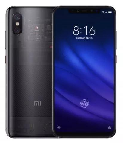 Xiaomi Mi 8 Pro Phablet 4G Global Version - Przezroczysty 8gb/128gb -399,99$usd
