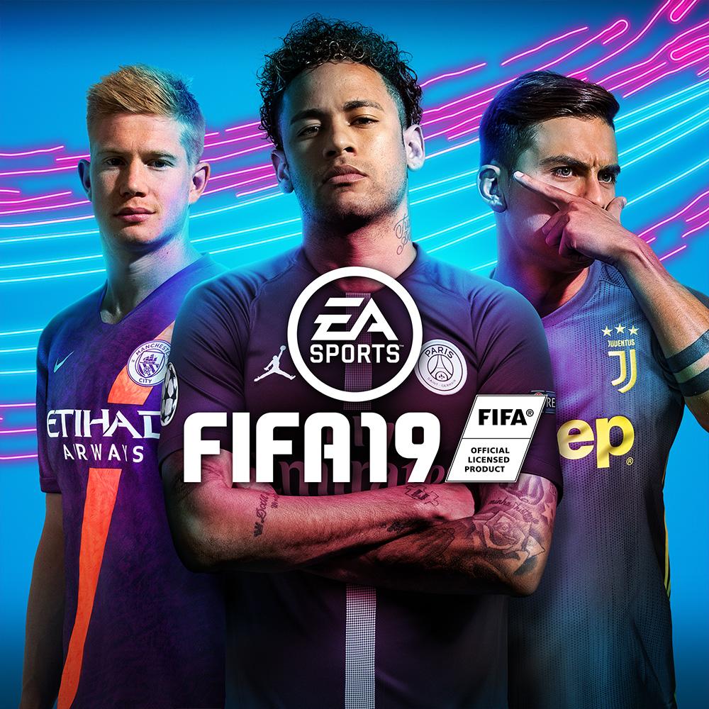 Gra FIFA 19 Nintendo Switch (Polska lub...)