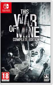 Gra This War of Mine: Complete Edition Nintendo Switch (Polska lub...)