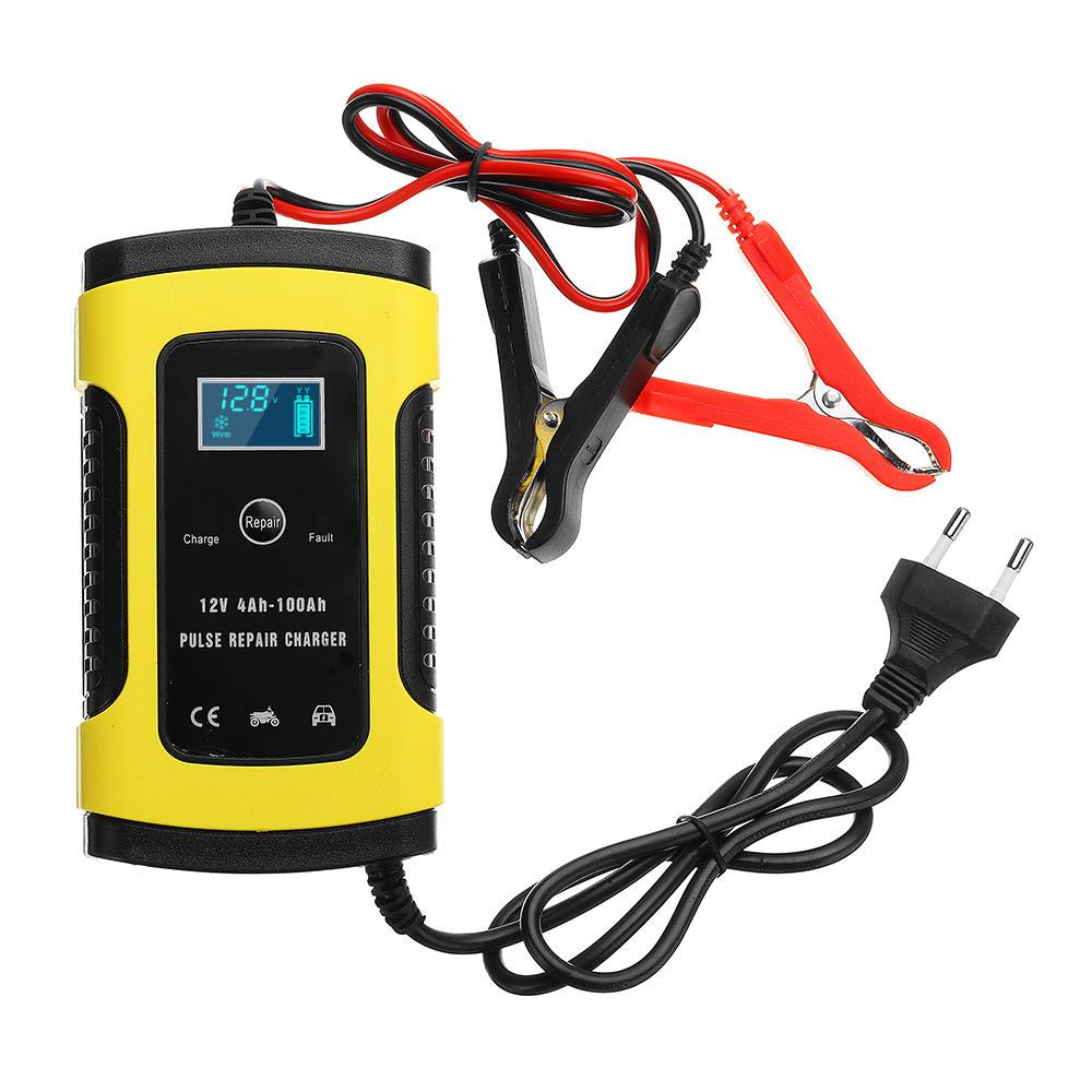 Prostownik iMars™ 12V 6A + wskaźnik naładowania baterii do roweru elektrycznego gratis
