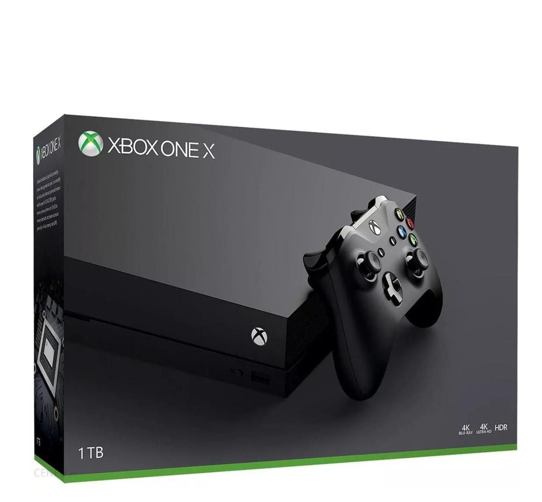 Xbox One X 1TB za 1499zł. Karen/Komputronik. (link w dod. Info)