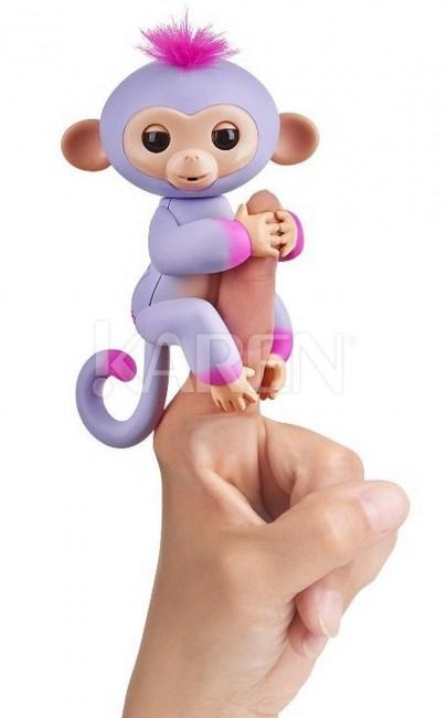 Interaktywna małpka WowWee