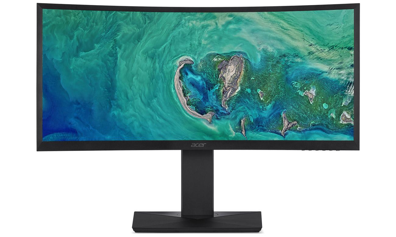 Monitor UltraWide Acer CZ350CKBMIIPHX czarny