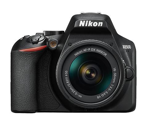 Aparat Nikon D3500 + AF-P 18-55 VR i inne w weekendowej promocji