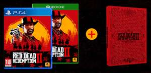 Red Dead Redemption II [PS4/XOne] + Steelbook w Media Expert
