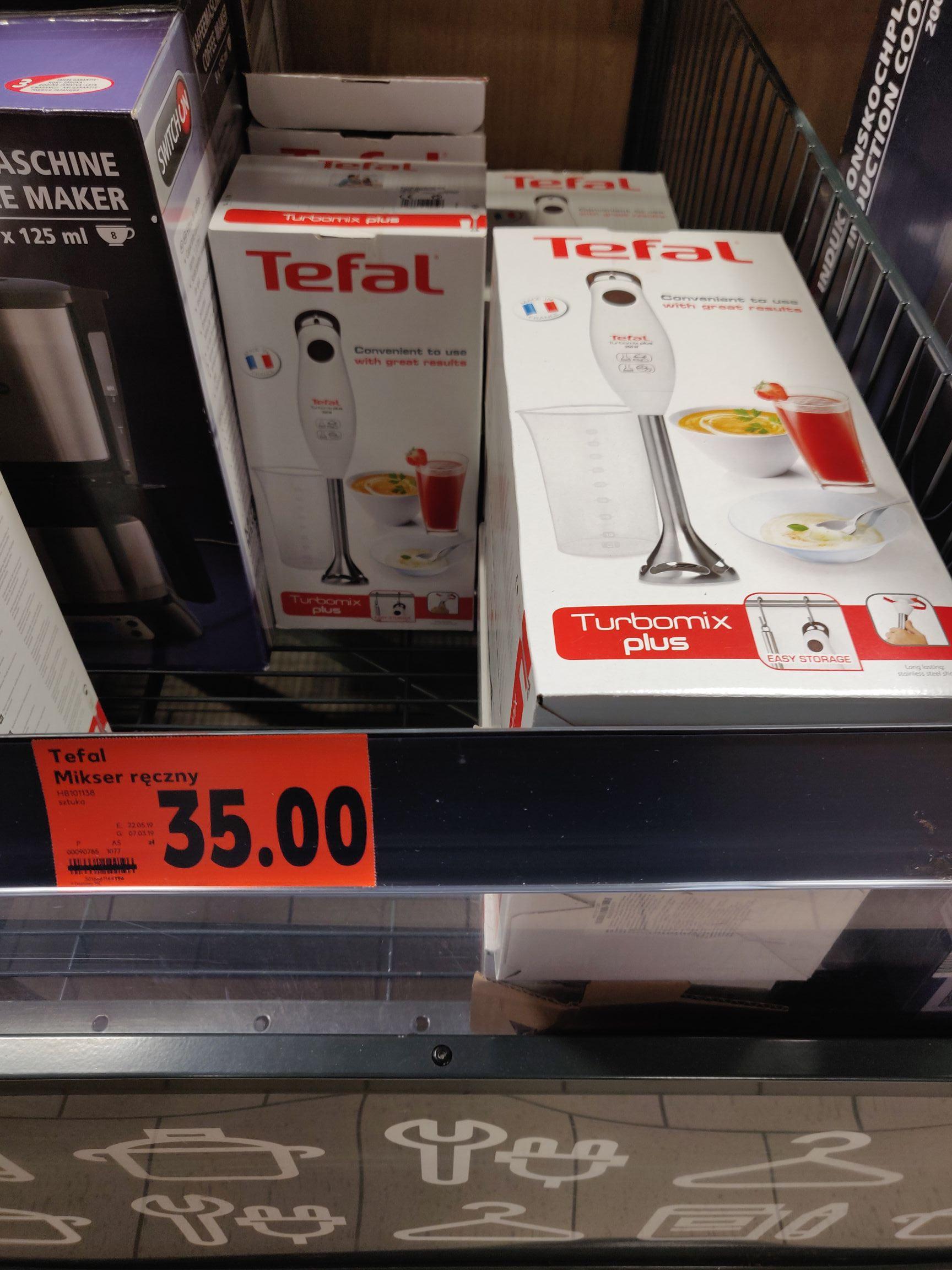 Blender ręczny Tefal Turbomix w Kauflandzie