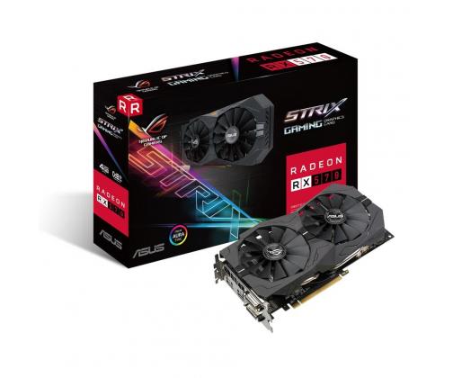 ASUS Radeon RX 570 STRIX 4GB GDDR5