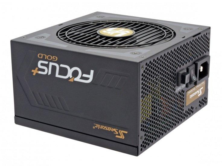 Zasilacz Seasonic FOCUS Plus Gold 550W  80Plus Gold