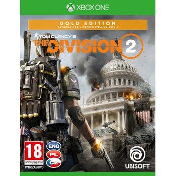 The Division 2 Złota Edycja Xbox One/PS4