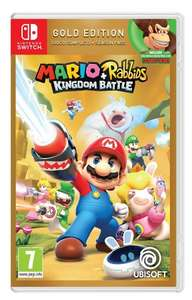 Mario + Rabbids Kingdom Battle Gold Ed. ANG SWITCH