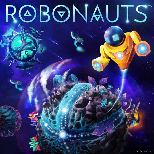 Gra Robonauts Nintendo Switch (Za Darmo)(Zapis Do Newslettera Region USA )