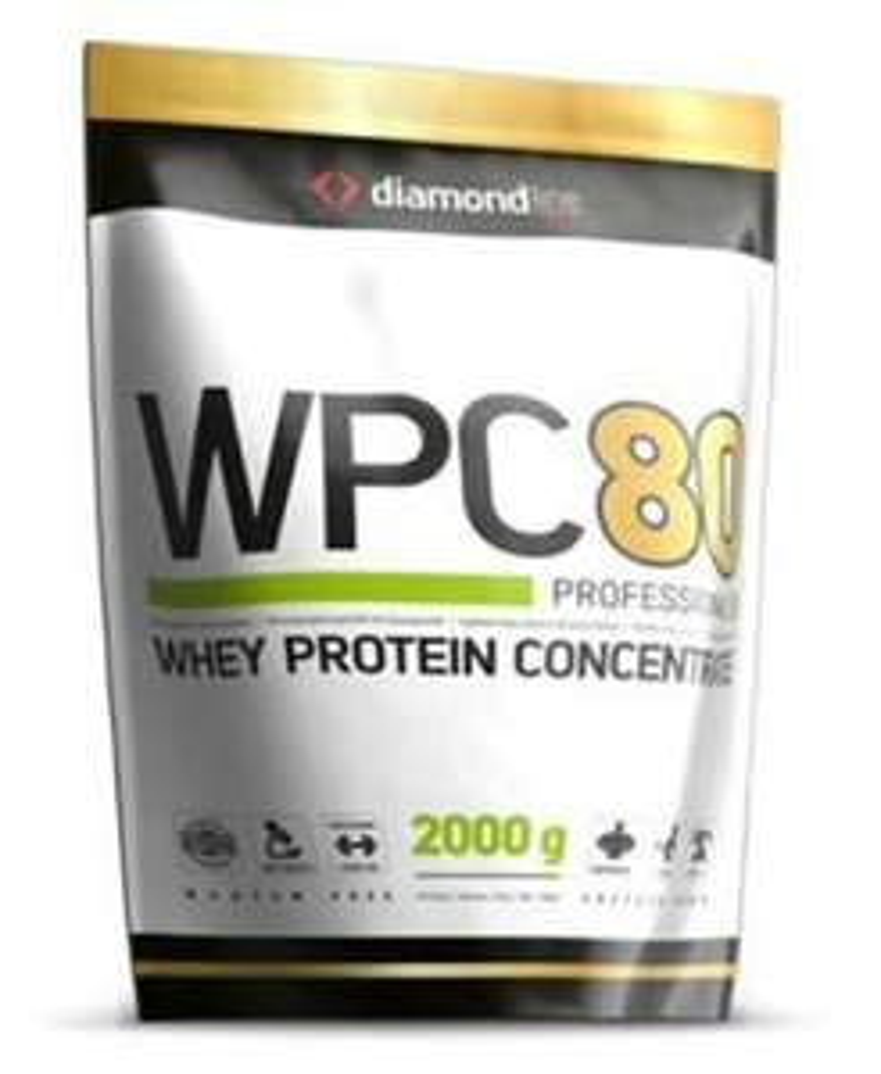 Białko WPC 80 - 2000g (2 smaki)