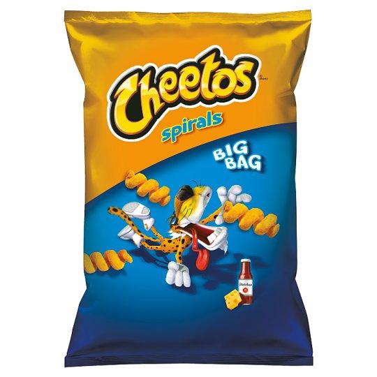 Cheetos w  Biedronce