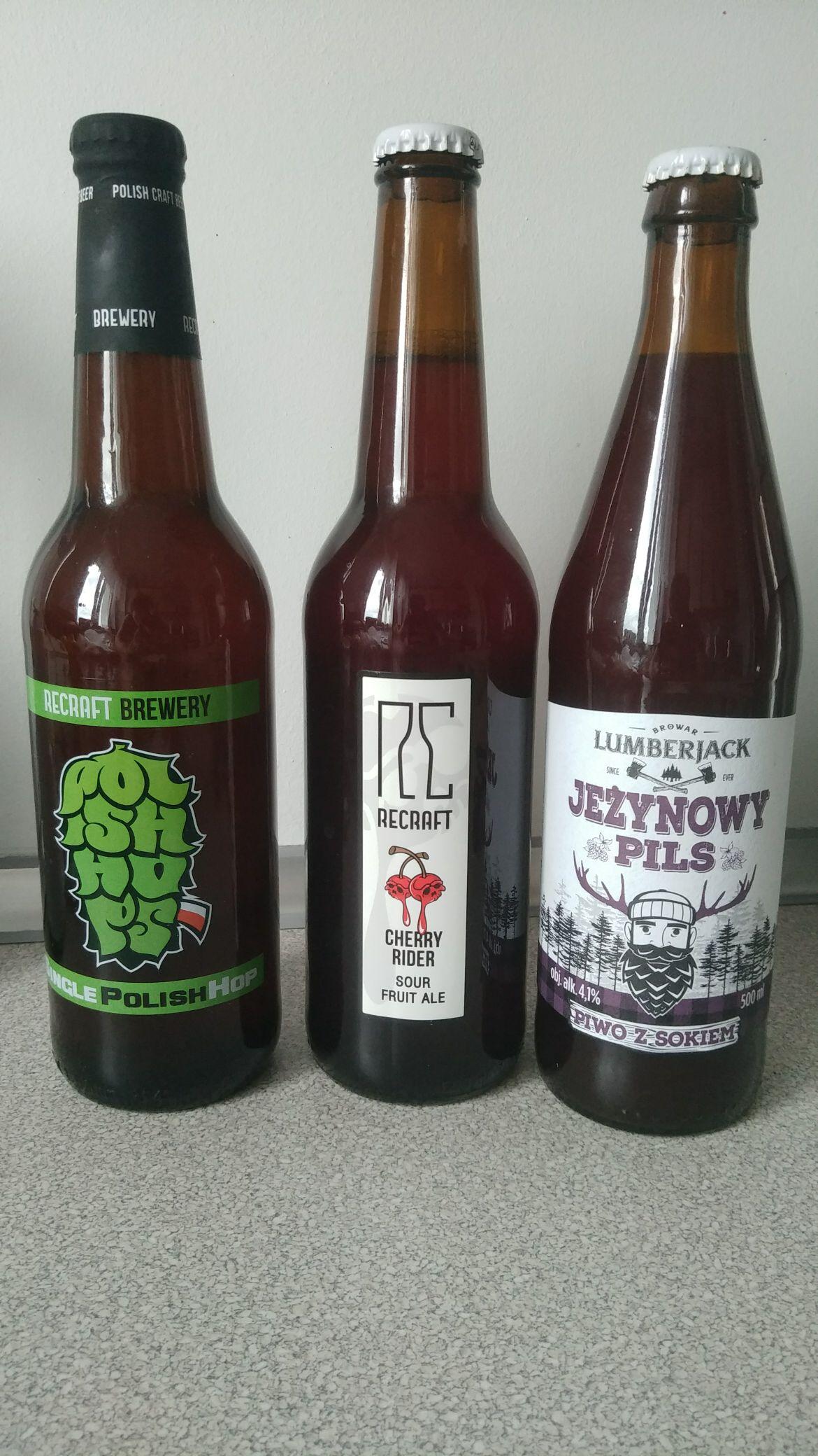 Przecenione rzemieślnicze piwa 0,5 l- Piotr i Paweł Gdańsk Manhattan (krótki termin)