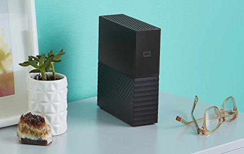 WD My Book Desktop 8 TB - zewnętrzny dysk twardy na USB 3.0