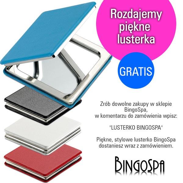 W BingoSPA do każdego zamówienia lusterko gratis.