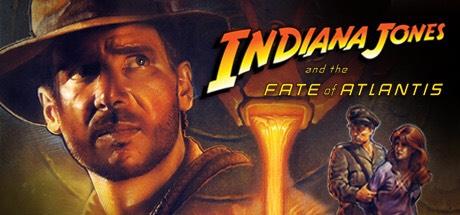 """Indiana Jones and the Fate of Atlantis"" / ""The Dig"" [PC] - za darmo na Discordzie!"