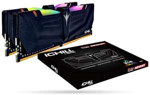 DDR4 16GB PC 3000 CL15 Inno3D KIT iCHILL RGB - 16 GB - 3000 MHz 86,32€ w amazon.de