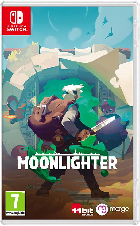 Gra Moonlighter Nintendo Switch (Polska lub...)