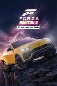 Forza Horizon 4: Fortune Island za 49,99 zł dla posiadaczy Golda Xbox One + PC
