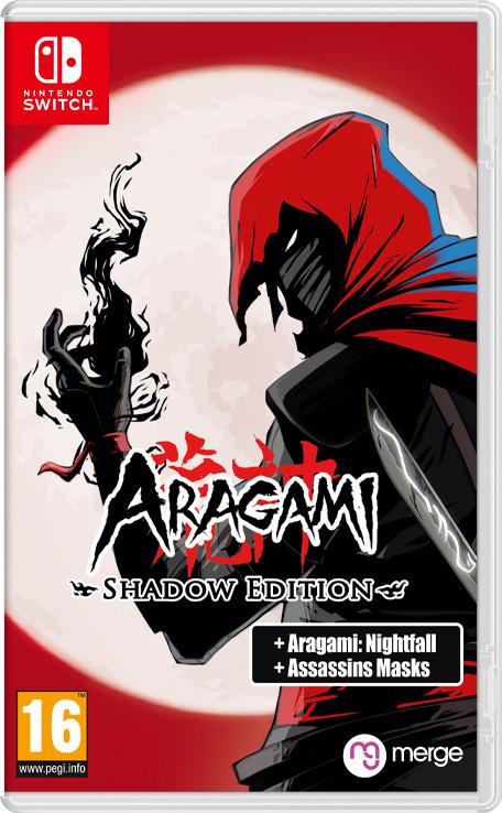 Gra Aragami: Shadow Edition Nintendo Switch (Polska lub...)