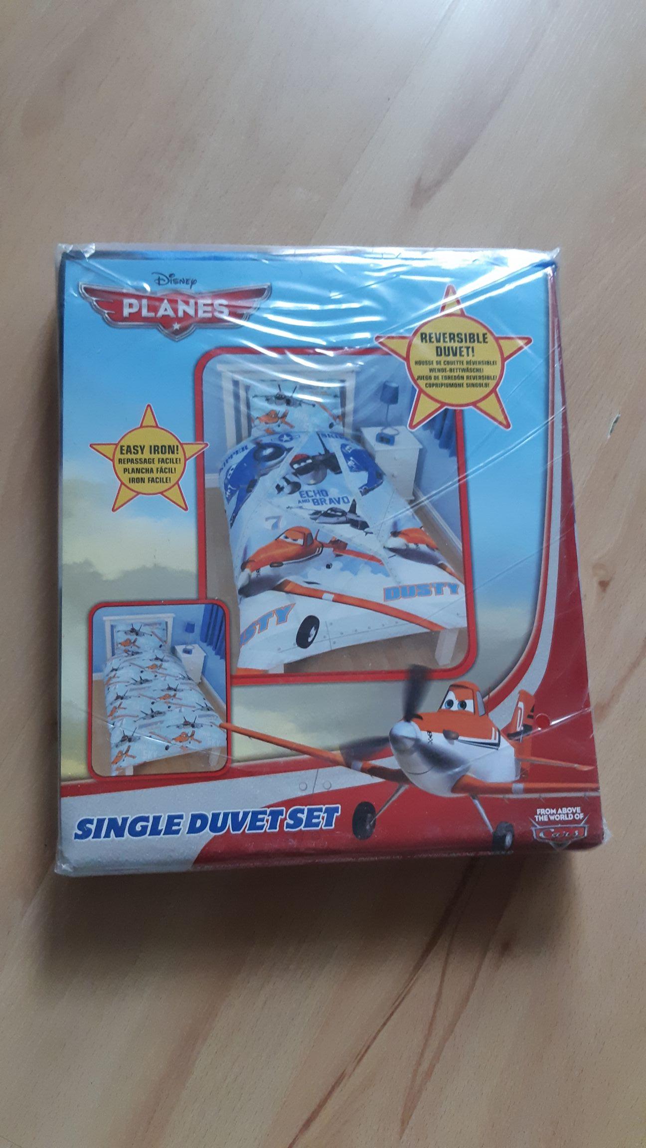 komplet poscieli 135x200 Disney Planes