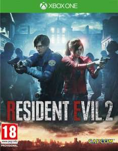 Resident Evil 2 PL Xbox One/PS4