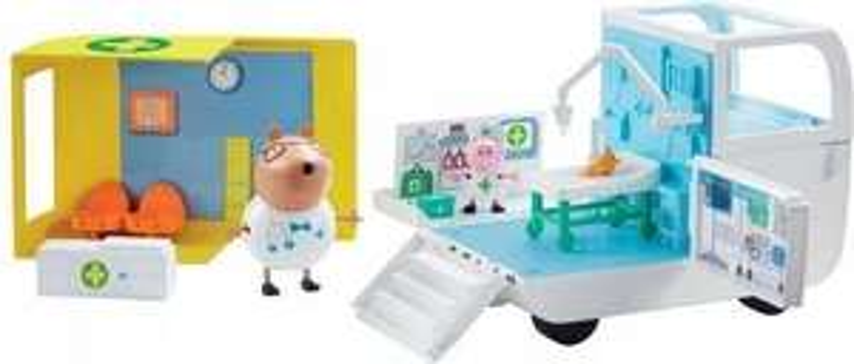 Tm Toys Peppa Centrum medyczne za 69zł @ HulaHop