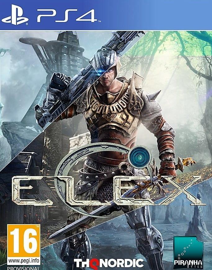 Elex PL PS4/Xbox One