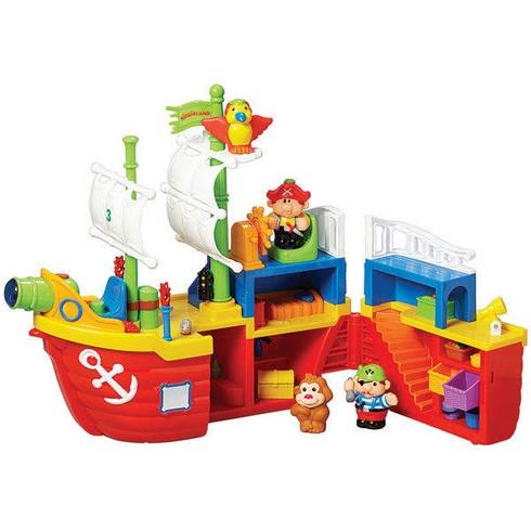 Interaktywny statek PIRACKI RYM, Dumel Discovery, zabawka (symb. 38075 ) i Śpiewająca Rainbow Dash i inne; @hulahop, odbiór netpunkty 0 zł