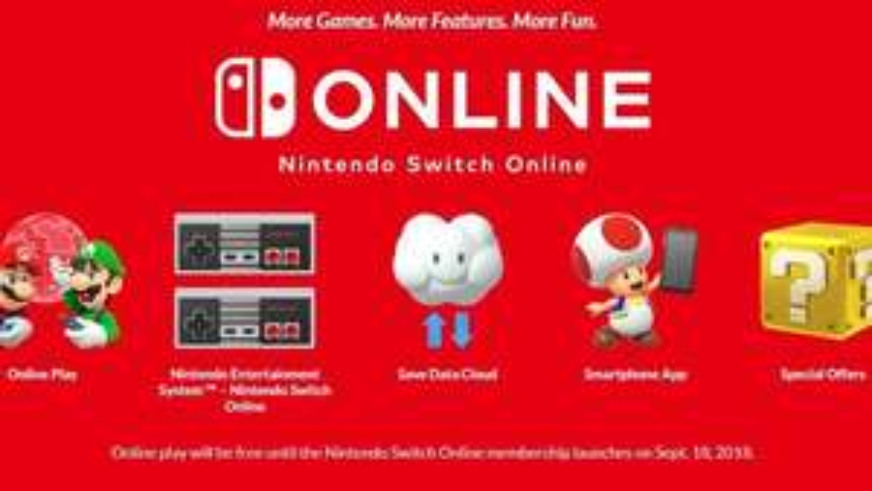 Abonament Nintendo Switch Online za darmo dla abonentów Twitch Prime