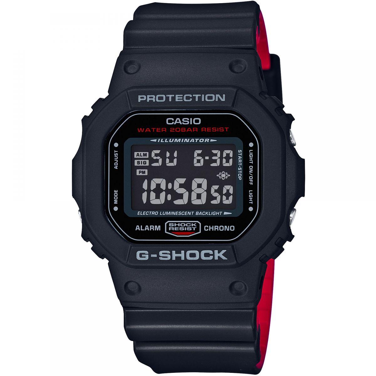 Zegarek Casio G-Shock Gorillaz DW-5600HRGRZ-1ER