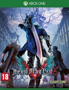 Devil May Cry 5  PL, XBOX ONE, box, Gry-Online.pl