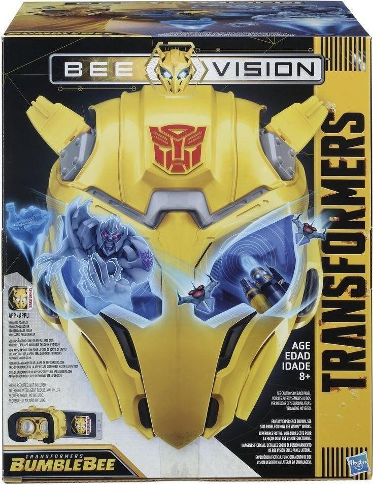 Maska Transformers Bumblebee AR Experience-sklep Hulahop