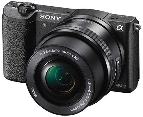 Aparat Sony ILCE5100L z obiektywem 16-50mm za 1659zł @ Amazon.co.uk
