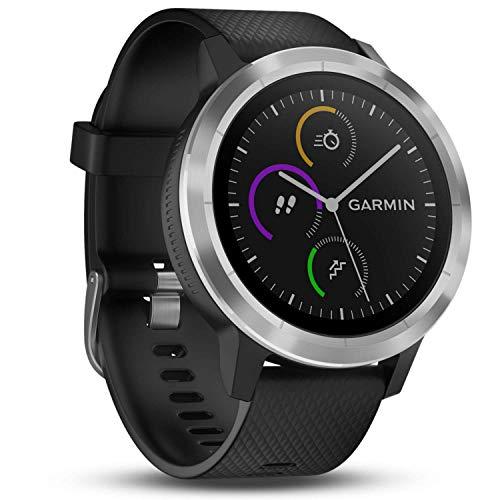 Garmin vívoactive 3 Smartwatch - amazon.it  (174,78 / 749 zł EUR szary - 184,91 EUR / 792 zł - ciemnoszary)