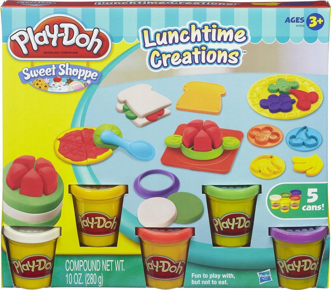 Play-Doh Obiadowe Kreacje za 10zł z dostawą @ HulaHop
