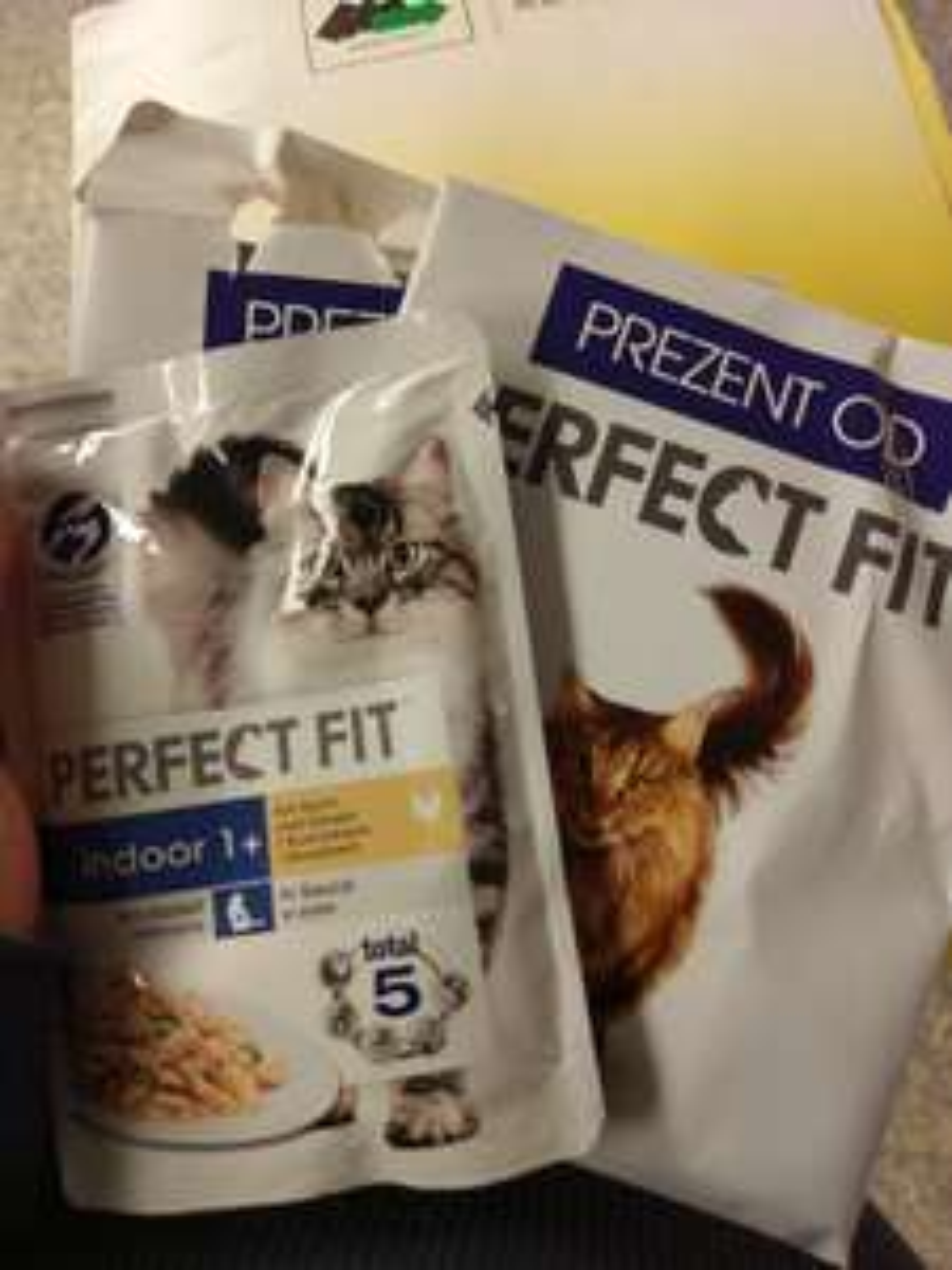 Rossmann: darmowa karma mokra dla kota Perfect Fit