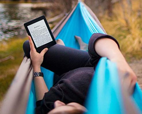 10% rabatu na Kindle Papwerwhite 3 z Amazone.de