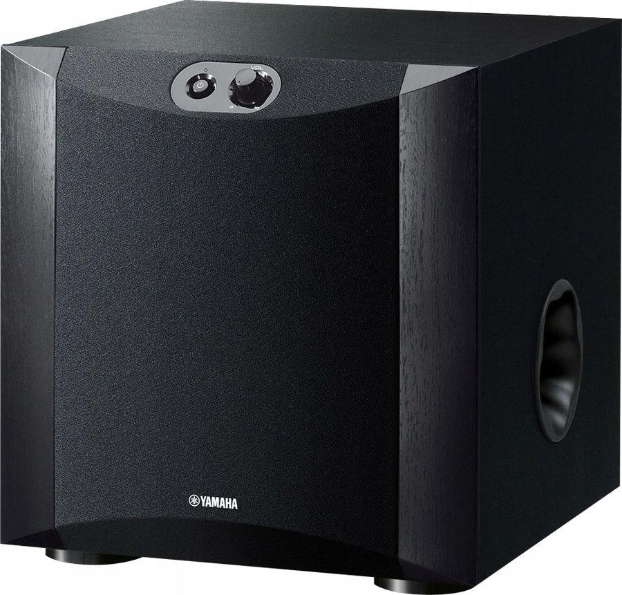 Głośnik niskotonowy YAMAHA NS-SW200 black (a biały za 1099zł), też model NS-SW300 za 1199 zł