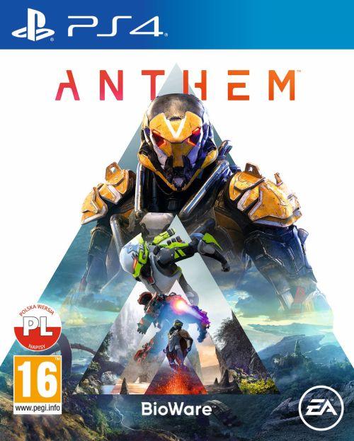 ANTHEM PL PS4/Xbox One/ANTHEM EDYCJA LEGIONU ŚWITU PS4/Xbox One