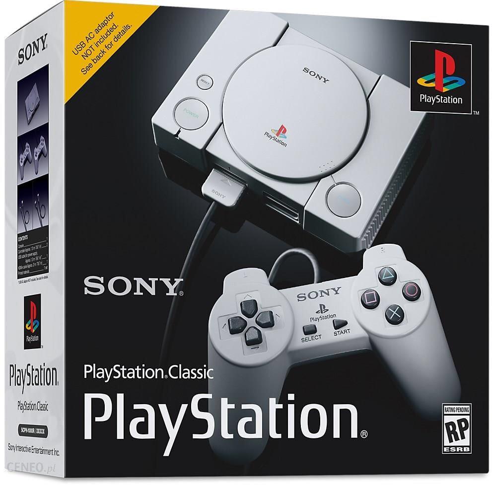 Konsola PlayStation Classic w Solpol