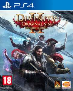 Divinity oryginal sin 2: definitive edition