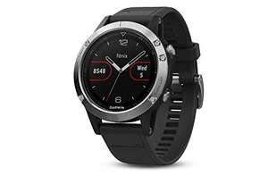 Garmin Fenix 5 47 mm silver